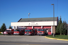 Tribal Fire Department