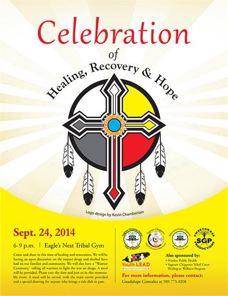 Celebration Of Healing Recovery Hope Live Webcast Saginaw