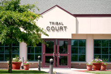 Tribal Court Building